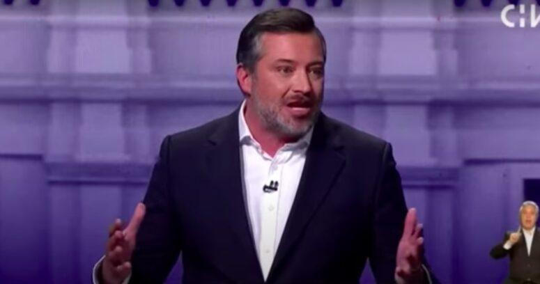 """Sebastián Sichel por tuit borrado de la UDI: """"El CM está obsesionado conmigo"""""""
