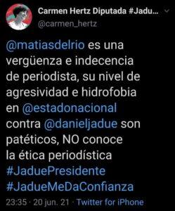 Daniel Jadue Matías del Río