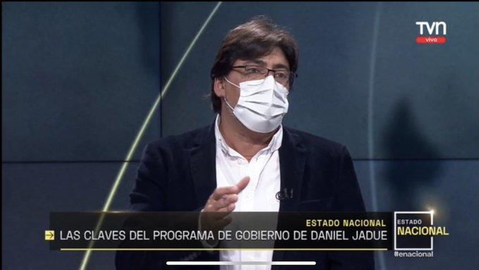 """Seguidores de Jadue furiosos con Matías del Río: """"Habrá que democratizar TVN"""""""
