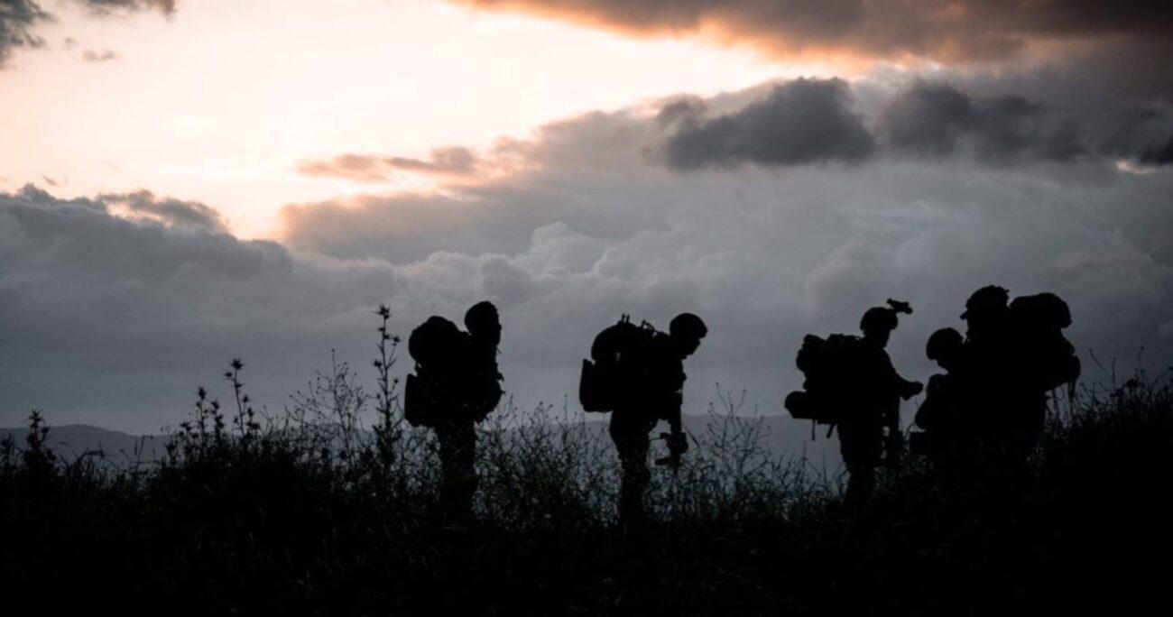 Según Hamás, los ataques apuntaron a instalaciones militares que pertenecen a las Brigadas al-Qassam. TWITTER/ISRAELDEFENSE