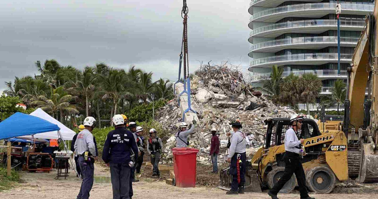 """La alcaldesa de Miami señaló que """"habrá una investigación minuciosa y completa"""". TWITTER/MIAMIFIRERESCUE"""