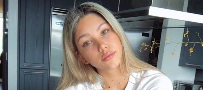 La hija del ex número uno del mundo se encuentra incursionando en la producción musical.