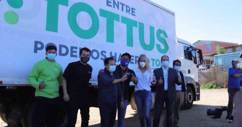 """""""Campaña """"Ollas Solidarias"""" liderada por Cecilia Bolocco reunió $150 millones en donaciones"""""""