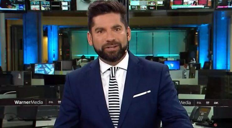 """""""Chilevisión desvincula a Karin Butte por participar en fiesta clandestina con Dante Poli"""""""