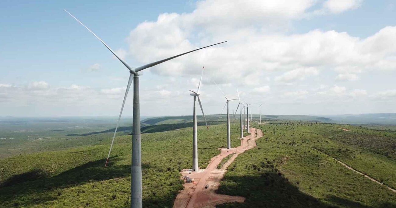 El parque Lagoa dos Ventos es la instalación eólica más grande de Enel Green Power en todo el mundo. ENEL