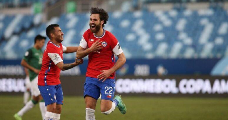 VIDEO – Ben Brereton marcó su primer gol con la selección chilena