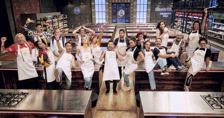 Quiénes son los 18 integrantes de MasterChef Celebrity de Canal 13
