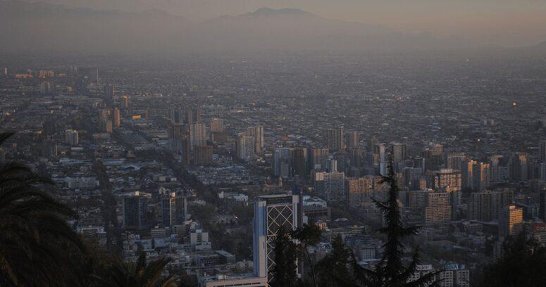 """""""Contagios con COVID-19 podrían aumentar por contaminación invernal"""""""