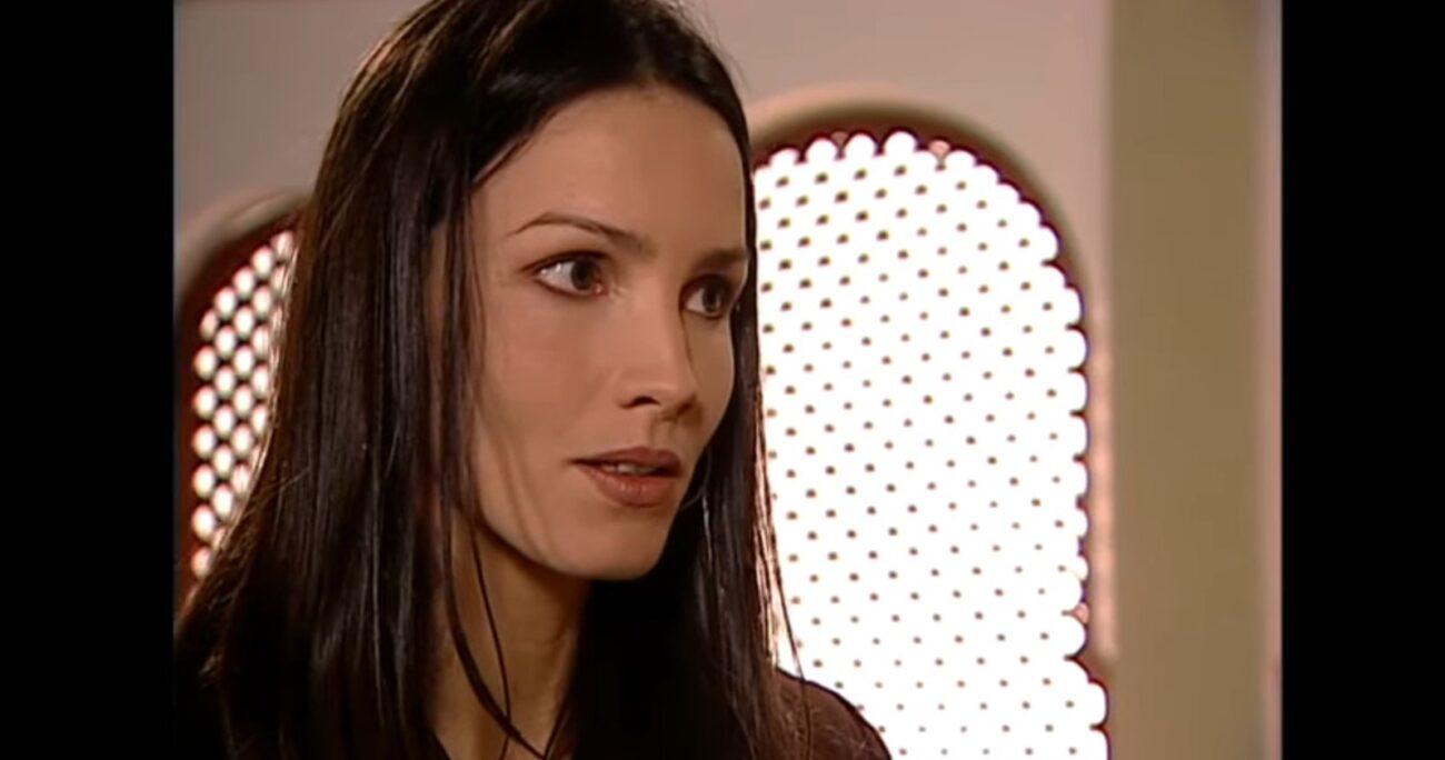 Desde el 2007 que Ángela Contreras no participa en una teleserie.