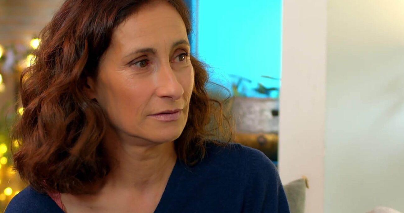 Con su pareja, Marcelo Alonso, fueron a ver médicos para ver tratamientos de fertilidad pero decidieron no continuar con ellos. CANAL 13