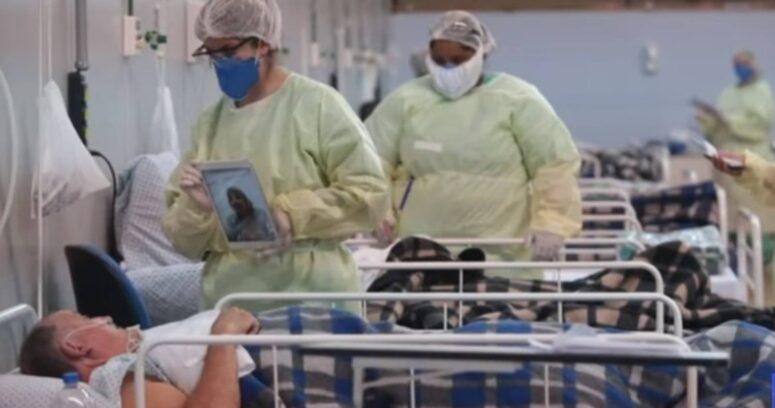 """""""Brasil registra récord de casos de coronavirus en las últimas 24 horas"""""""