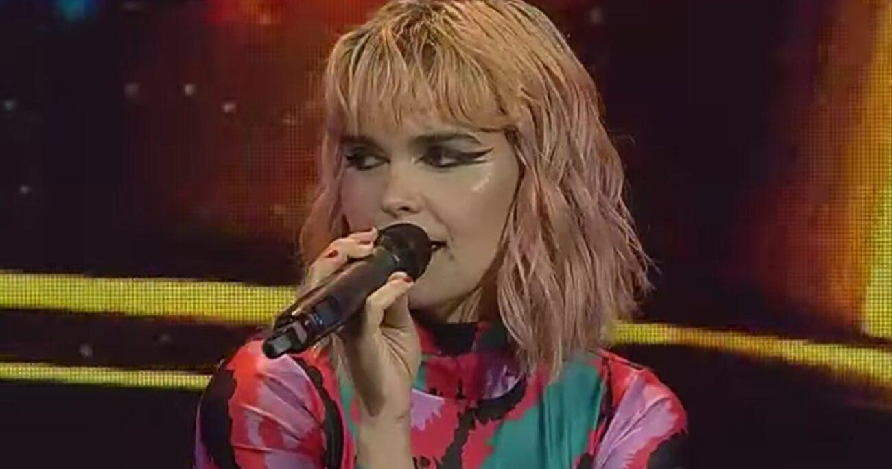 La cantante estuvo detenida seis horas en la comisaría.