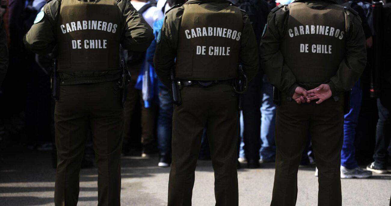 Carabineros de la 9° Comisaría de Independencia fiscalizaron al sujeto tras cruzar un semáforo con luz roja. AGENCIA UNO/ARCHIVO