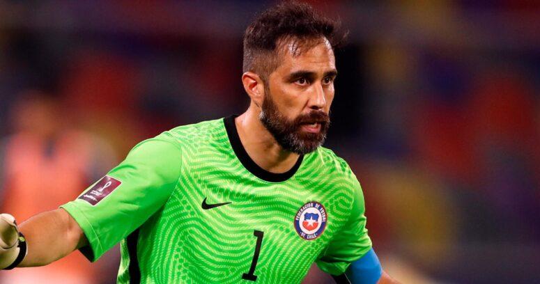 """Claudio Bravo y participación de La Roja en la Copa América: """"Tomaremos una decisión en conjunto"""""""