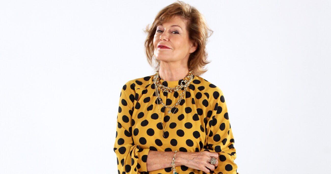La última producción en la que trabajó la actriz en la estación fue en Las Herederas, hace 38 años. CANAL 13