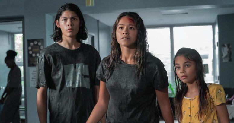 Disomnia: Gina Rodríguez protagoniza el nuevo thriller de Netflix