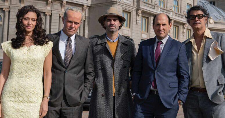 Amazon Prime presenta al elenco de la segunda temporada de El Presidente