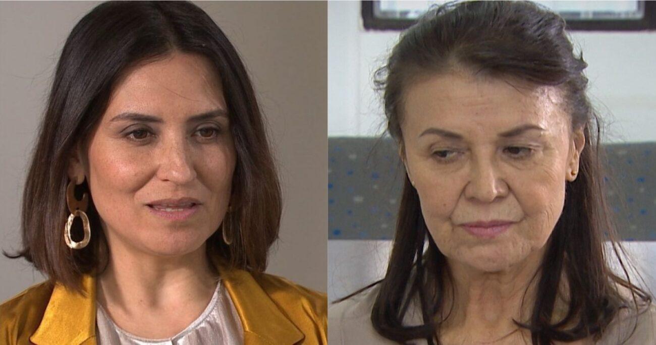 Francisca Gavilán fue quien interpretó a Eliana y ahora estará a cargo de Mabel Farías. MEGA