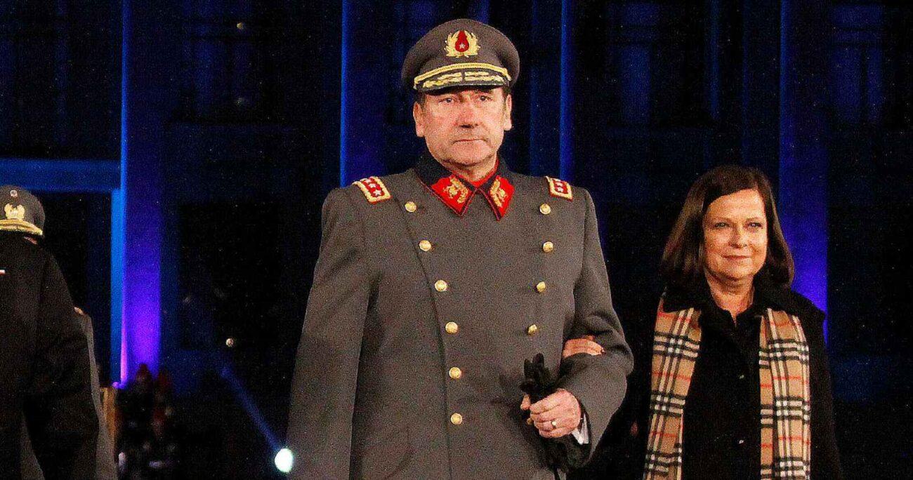Fuente-Alba fue reformalizado el pasado 29 de julio, mismo día en que Pinochet fue formalizada en este caso.