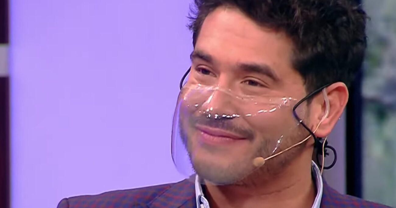 Gino Costa partió como notero y con el tiempo pasó a convertirse en panelista.