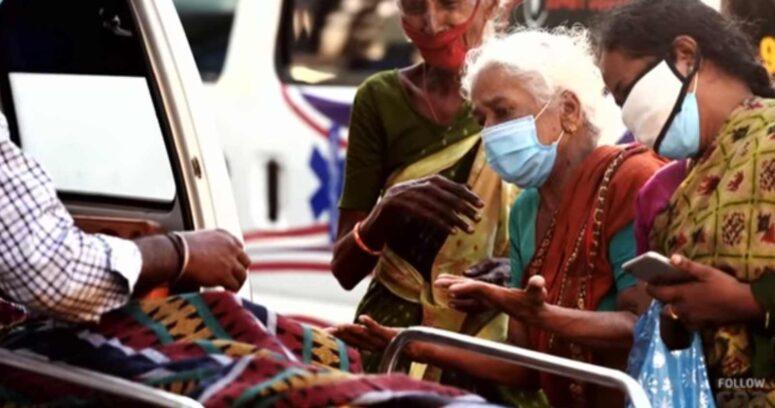 India notifica más de 90 mil casos y 3.400 muertos durante el último día