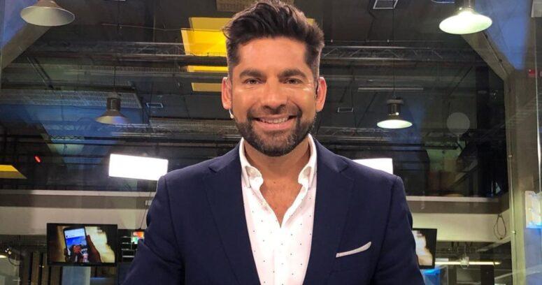 """""""Karim Butte participó en fiesta clandestina de Dante Poli y CHV anuncia que"""