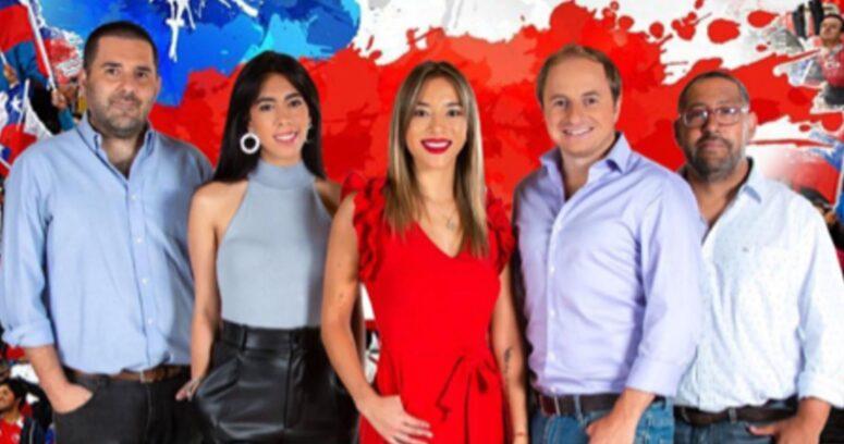 """""""La Red Deportes apuesta por programa especial previo al duelo Chile-Argentina"""""""
