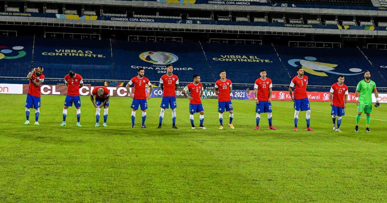 Este viernes, La Roja enfrentará a Bolivia en Copa América. AGENCIA UNO