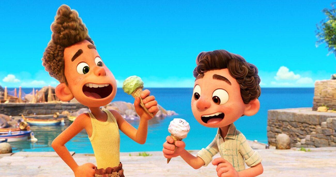 Luca es la película 24 de los estudios Pixar. DISNEY
