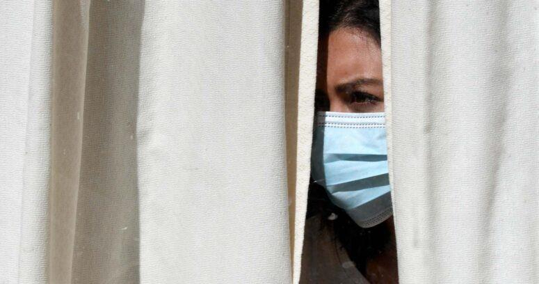"""""""Israel reinstaura el uso de mascarillas en lugares cerrados ante repunte de casos COVID-19"""""""