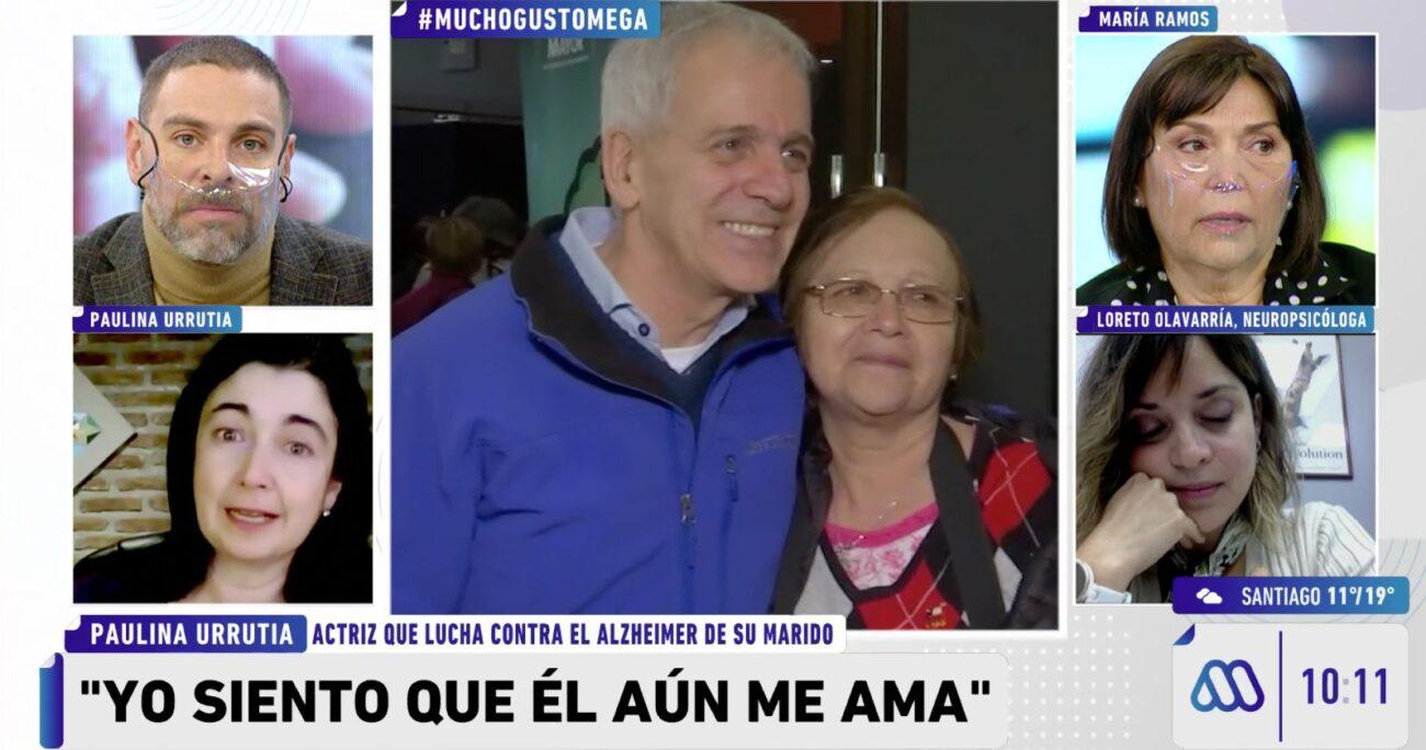 Augusto Góngora fue diagnosticado en 2014 con Alzheimer.