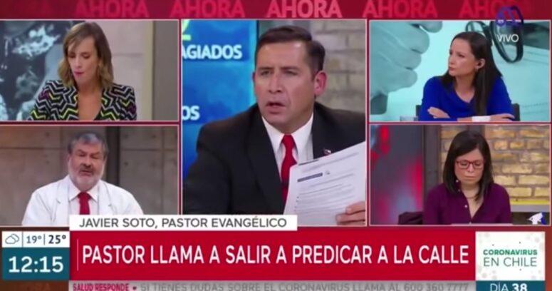 Corte confirma millonaria multa a Mega por entrevista al Pastor Soto en el Mucho Gusto