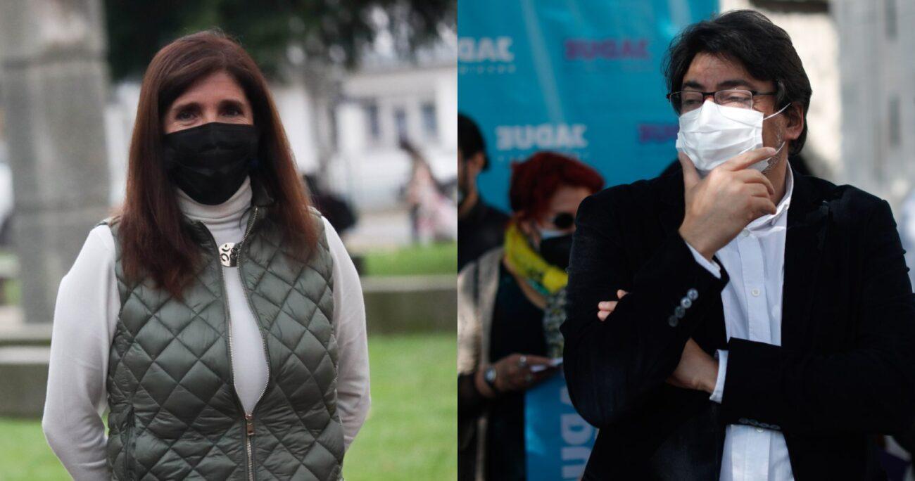Carlos Maldonado del Partido Radical también se sumó a los cuestionamientos de Narváez contra Jadue. AGENCIA UNO/ARCHIVO