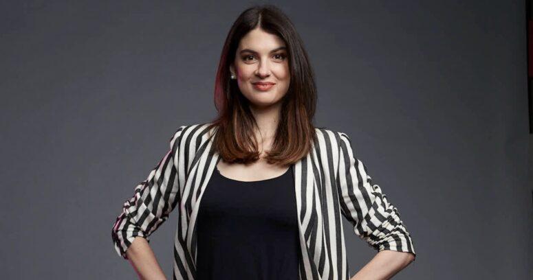 """""""El debut de Paloma Moreno en Canal 13:"""