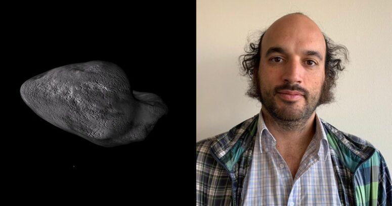 Patorojo: asteroide es bautizado con el apodo del director del Observatorio Astronómico Nacional