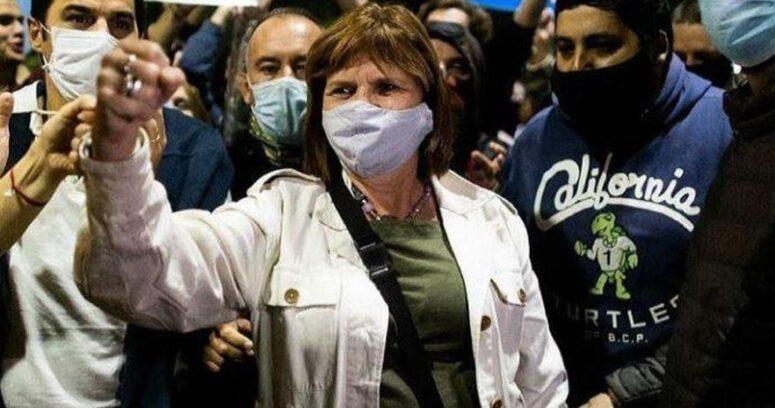 """""""Líder opositora argentina denuncia ante Bachelet plan de vacunación VIP"""""""