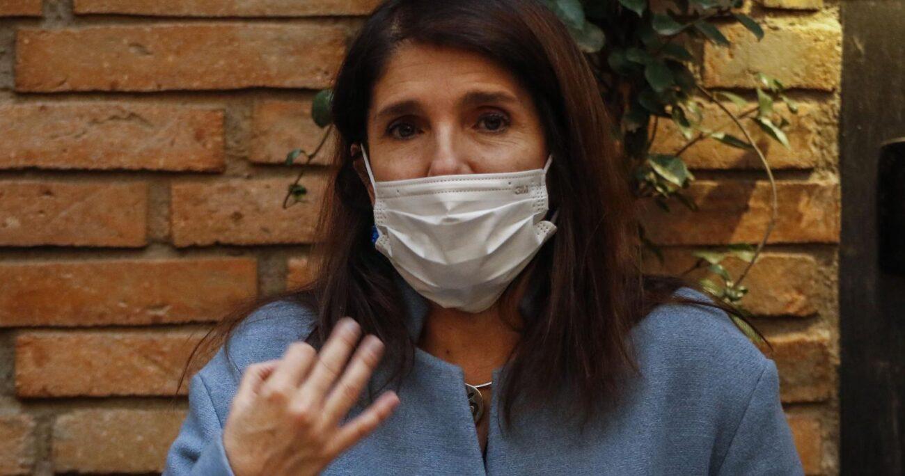Paula Narváez es ahora candidata del PPD, PS, PL y Nuevo Trato. AGENCIA UNO/ARCHIVO