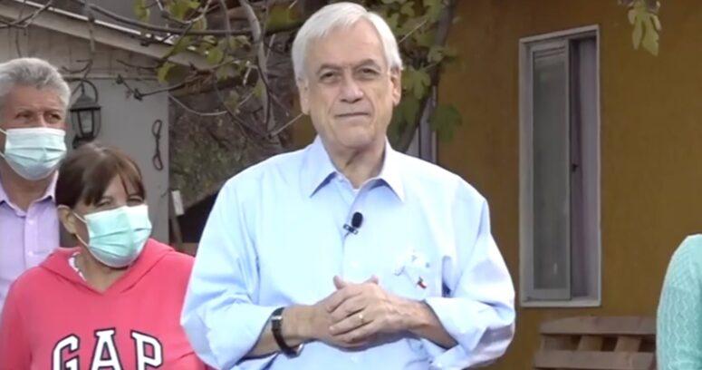 """""""Piñera promulgó el IFE Universal:"""