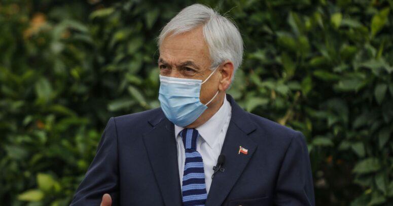 """""""Presidente Piñera celebró la aprobación del IFE Universal en el Senado:"""