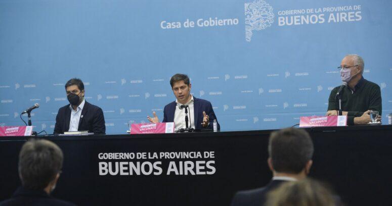 Argentina avanza en el regreso de las clases presenciales