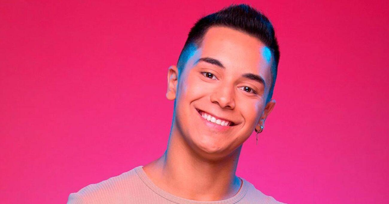 Raúl Alarcón participó en la tercera temporada de Rojo. TVN