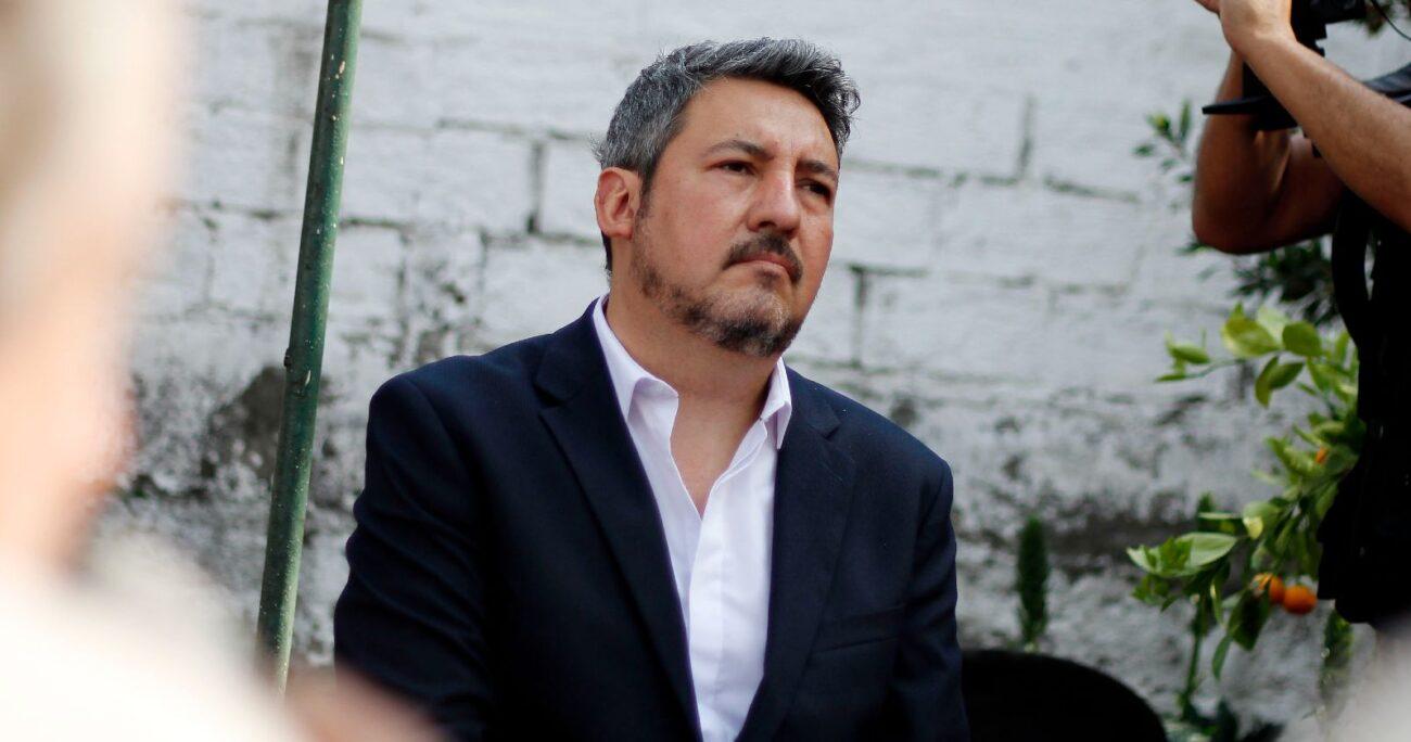 René Naranjo aseguró que Valeria Vivanco fue cordial, comprensiva y empática. AGENCIA UNO/ARCHIVO