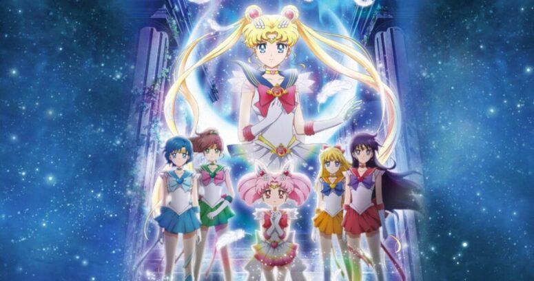 Pretty Guardian Sailor Moon Eternal: la película del popular animé ya está en Netflix