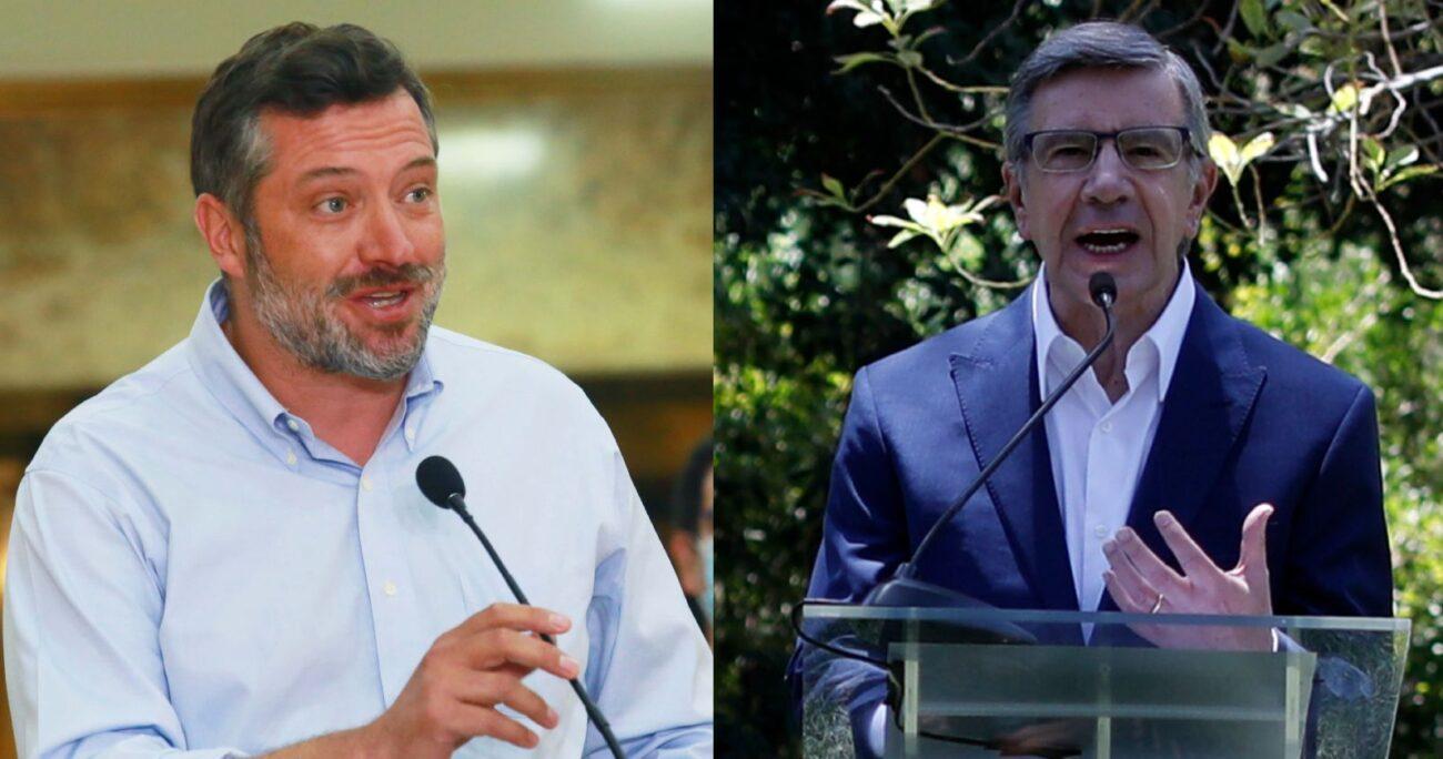 Según la medición, Daniel Jadue se impondrá sobre Boric en la primaria de la izquierda. AGENCIA UNO/ARCHIVO