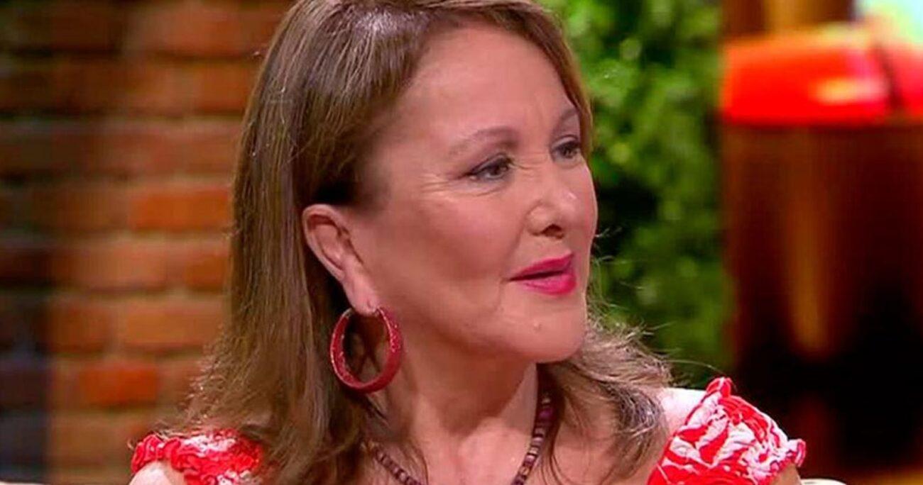 Hace ya varios años que Soledad Pérez está fuera de las teleseries.