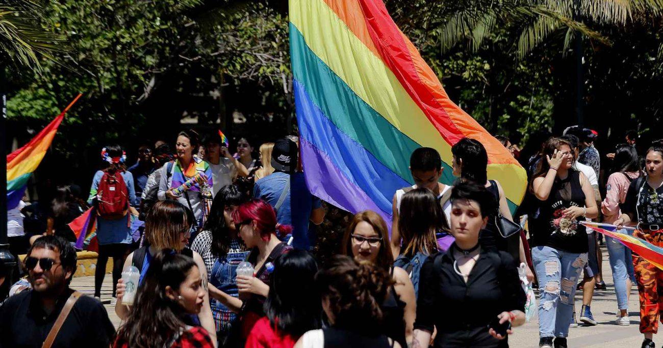 La iniciativa ingresó al Congreso en 2017, durante el Gobierno de Michelle Bachelet. AGENCIA UNO/ARCHIVO