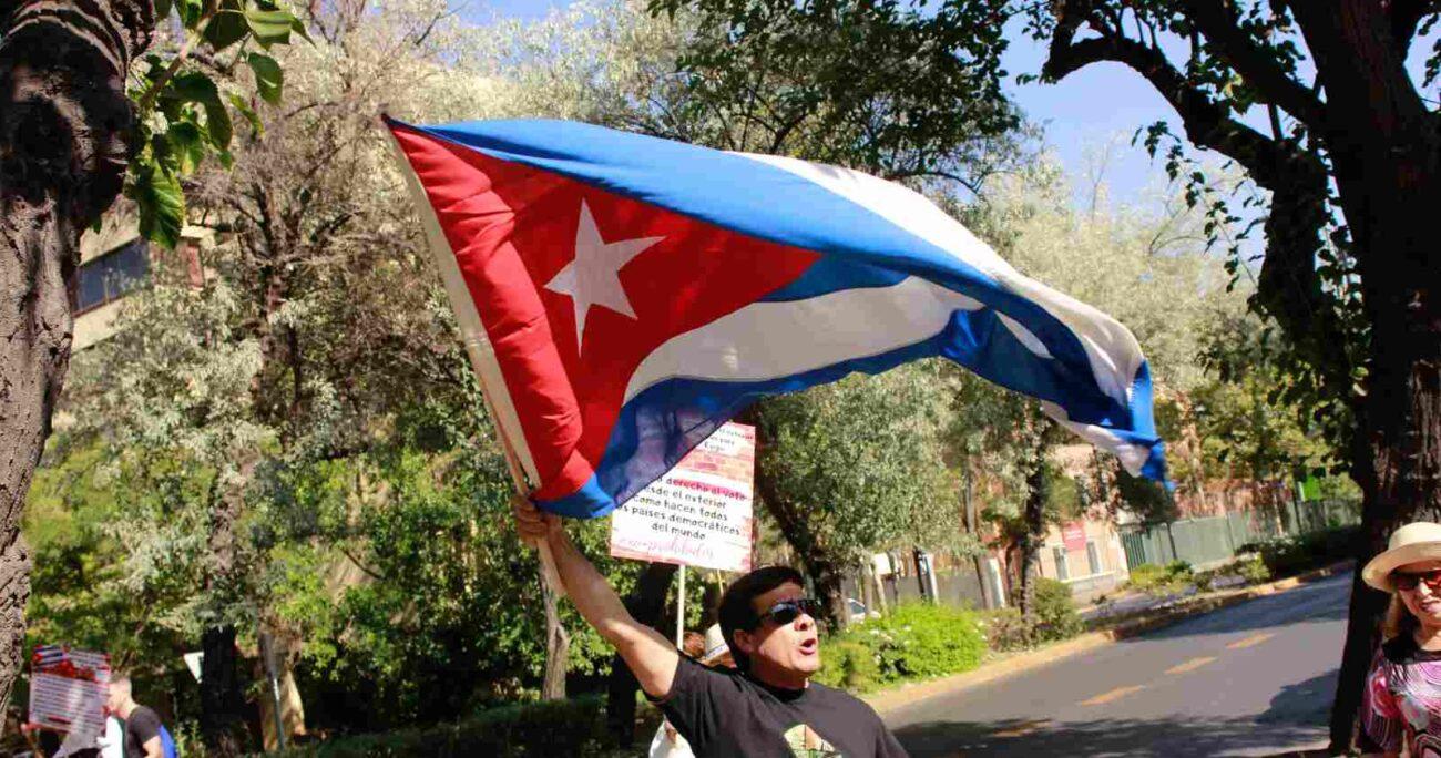 La dictadura castrista ha responsabilizado al bloque económico de la crisis que afecta al país. AGENCIA UNO/ARCHIVO
