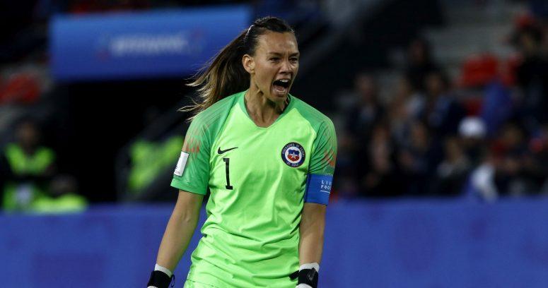 """""""VAR, ¿dónde estabas?"""": el descargo de Christiane Endler por el gol no cobrado ante Japón"""