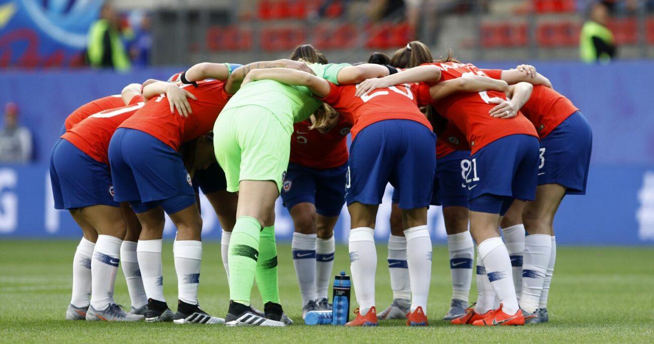 Chile será parte del Grupo E en la cita de los cinco anillos y se medirá en la primera fase a Japón, Gran Bretaña y Canadá. AGENCIA UNO/ARCHIVO