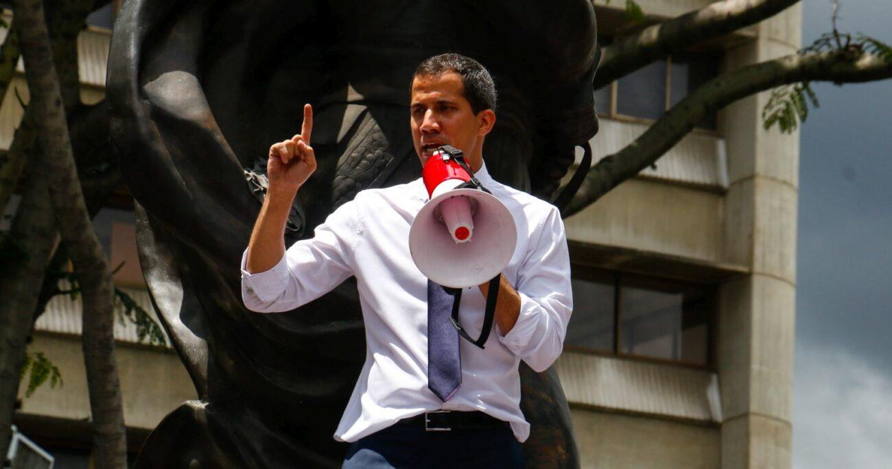 La oposición también reportó la detención del ex diputado Freddy Guevara. AGENCIA UNO/ARCHIVO